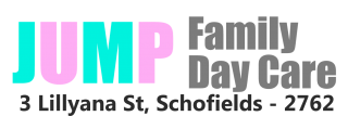 Jump Family Day Care – Schofields